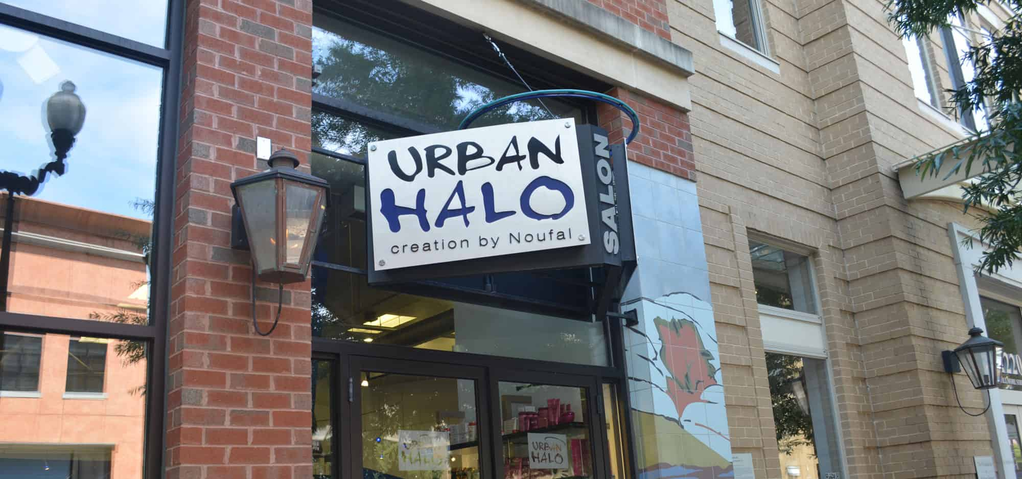 Urban Halo Hair Salon Arlington Va Clarendon Ballston Courthouse