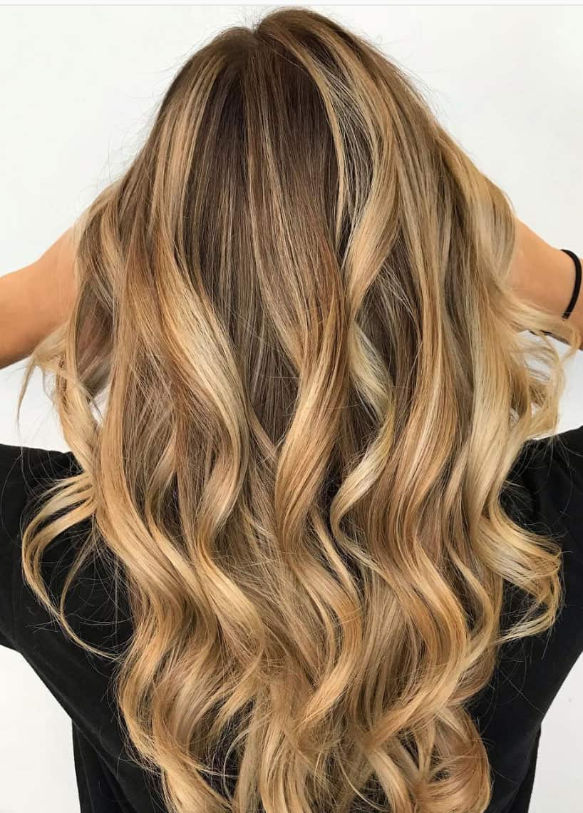 Balayage Hair Technique at Urban Halo Salon in Arlington VA